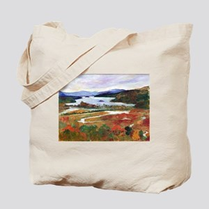 View of the Hudson River from Boscobel Tote Bag