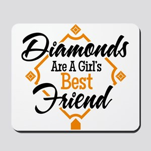 Diamonds BG Mousepad