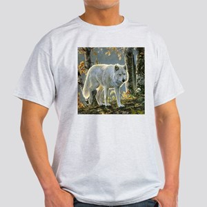 Timber Wolf - White Wolf Light T-Shirt