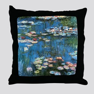 Waterlilies by Claude Monet, Vintage Impressionism
