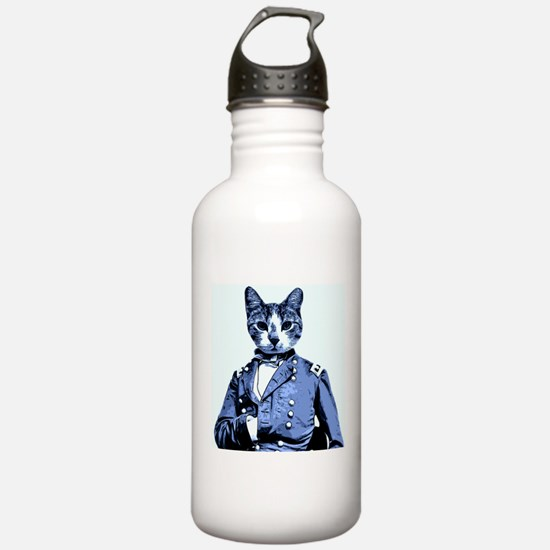 Meow Meow Leader Water Bottle
