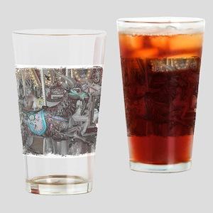 Goat Merry-Go-Round Drinking Glass
