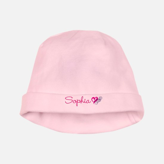 Custom Girl Baby Hat