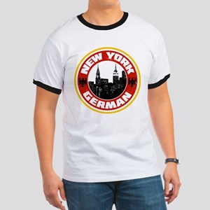 New York German American T-Shirt