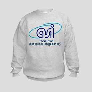 ASI - Italian Space Agency Kids Sweatshirt