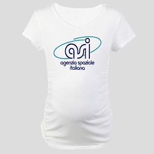 ASI - Italian Space Agency Maternity T-Shirt