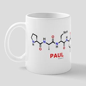 Paul molecularshirts.com Mug