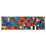 Klimtified! - Rust/Turquoise Sticker (Bumper 50 pk