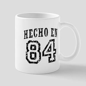 Hecho En 84 Mug