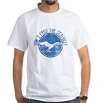 Seagull White T-Shirt