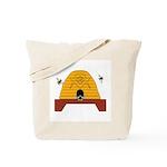 Masonic Bee Hive Tote Bag