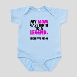 Baby Legend - Pink Body Suit