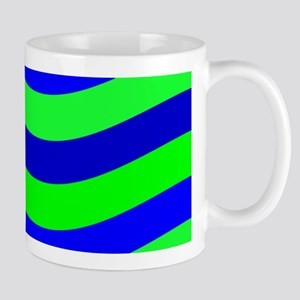 Do the Wave Blue Green Wild One 23 Mug