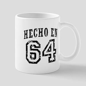 Hecho En 64 Mug