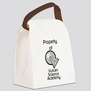 Property of Vulcan Science Academy Canvas Lunch Ba