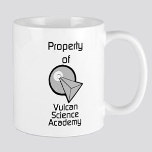 Property of Vulcan Science Academy 11 oz Ceramic M