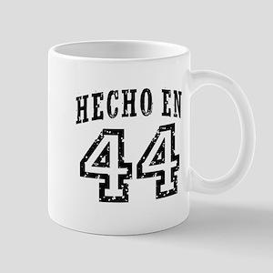 Hecho En 44 Mug