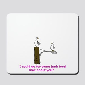 Junk Food Mousepad
