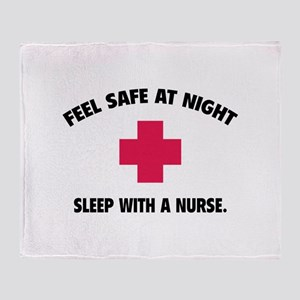 Feel safe at night - Sleep with a nurse Stadium Bl