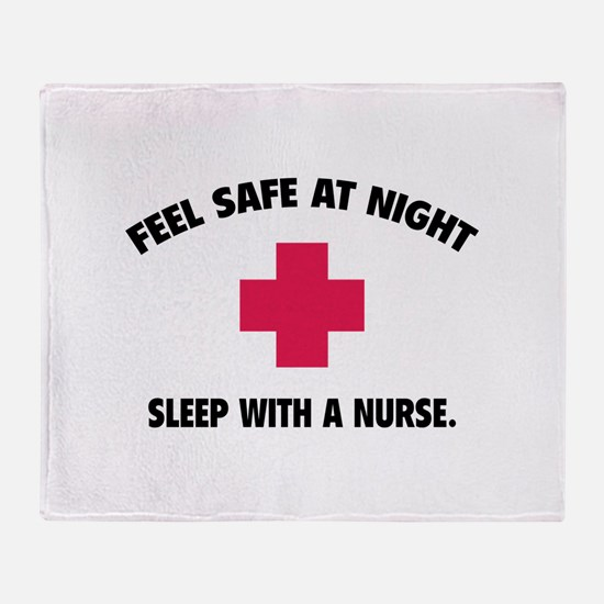 Feel safe at night - Sleep with a nurse Stadium Bl