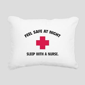 Feel safe at night - Sleep with a nurse Rectangula