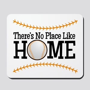 No Place Like Home BG Mousepad