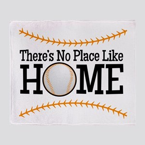 No Place Like Home BG Throw Blanket