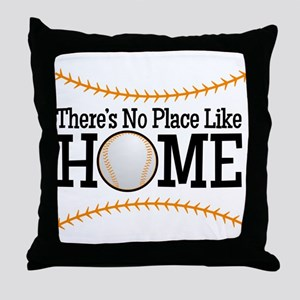 No Place Like Home BG Throw Pillow