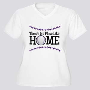 No Place Like Home PB Plus Size T-Shirt