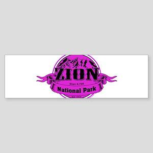 zion 1 Bumper Sticker
