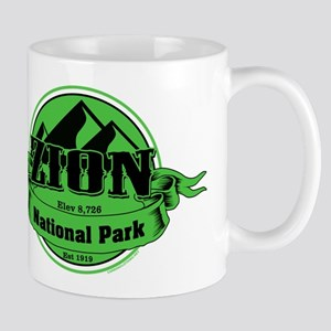 zion 5 Small Mug