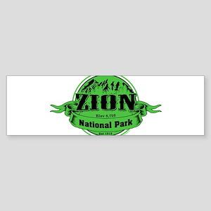 zion 2 Bumper Sticker