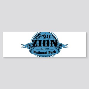 zion 2 Bumper Sticker