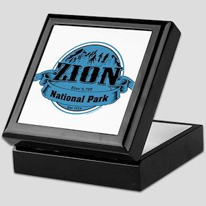 zion 2 Keepsake Box