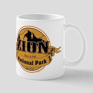 zion 3 Small Mug