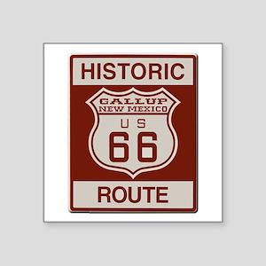 Gallup Historic Route 66 Sticker