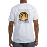 iDrink 40-oz - Fitted T-shirt (Made in t