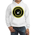 USS Stardust logo Hoodie Sweatshirt