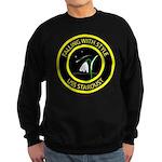 USS Stardust logo Sweatshirt
