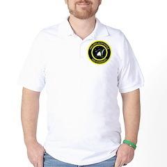 USS Stardust logo Golf Shirt