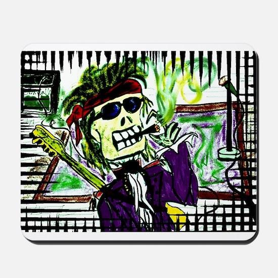 Rock 'n Bones Mousepad