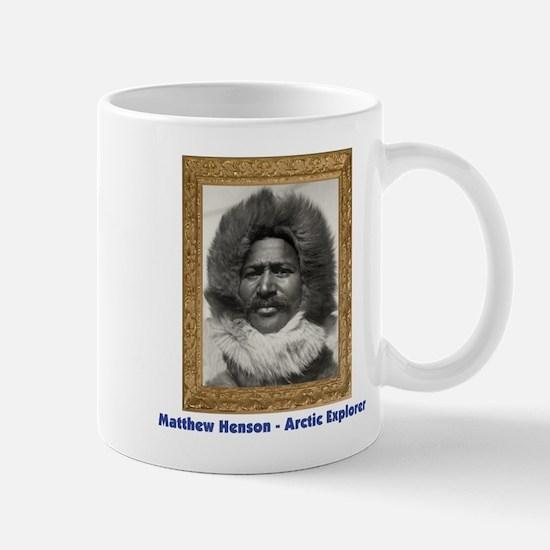 Matthew Henson - Arctic Adventurer Mug