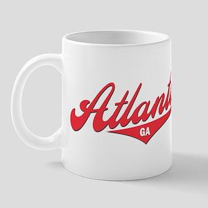 Atlanta GA Mug