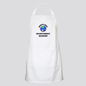 World's Best Investment Banker Apron