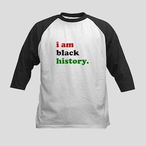 I Am Black History Baseball Jersey