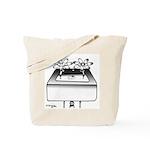 Chemistry Cartoon 2410 Tote Bag