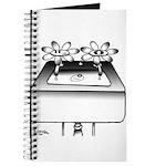 Chemistry Cartoon 2410 Journal