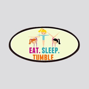 Eat Sleep Tumble Patch