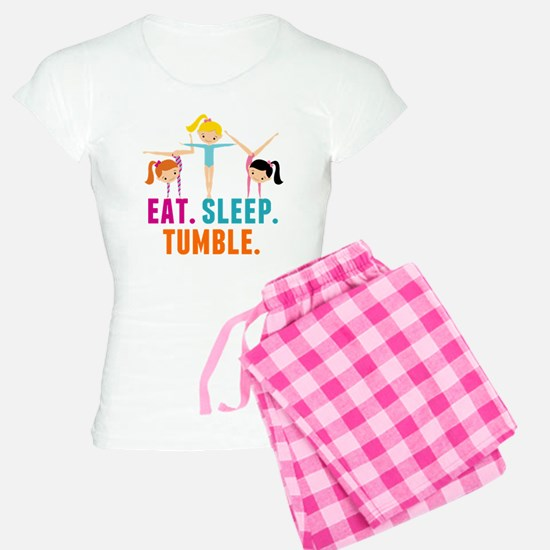 Eat Sleep Tumble Pajamas