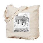 Scientist Cartoon 1936 Tote Bag
